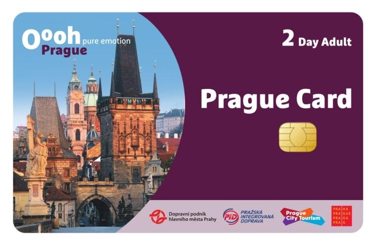 La Prague card