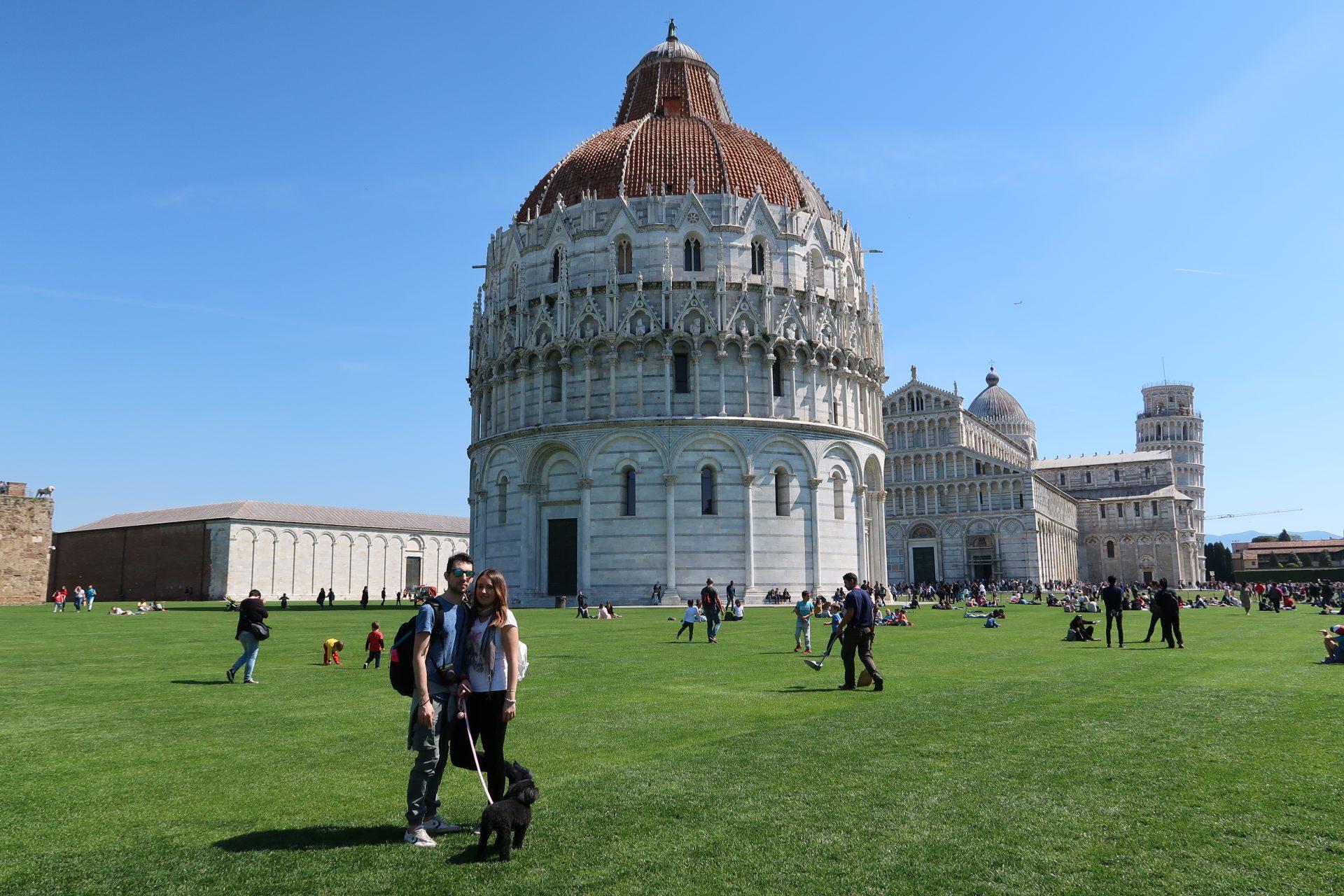 Itinerario Pisa in un giorno