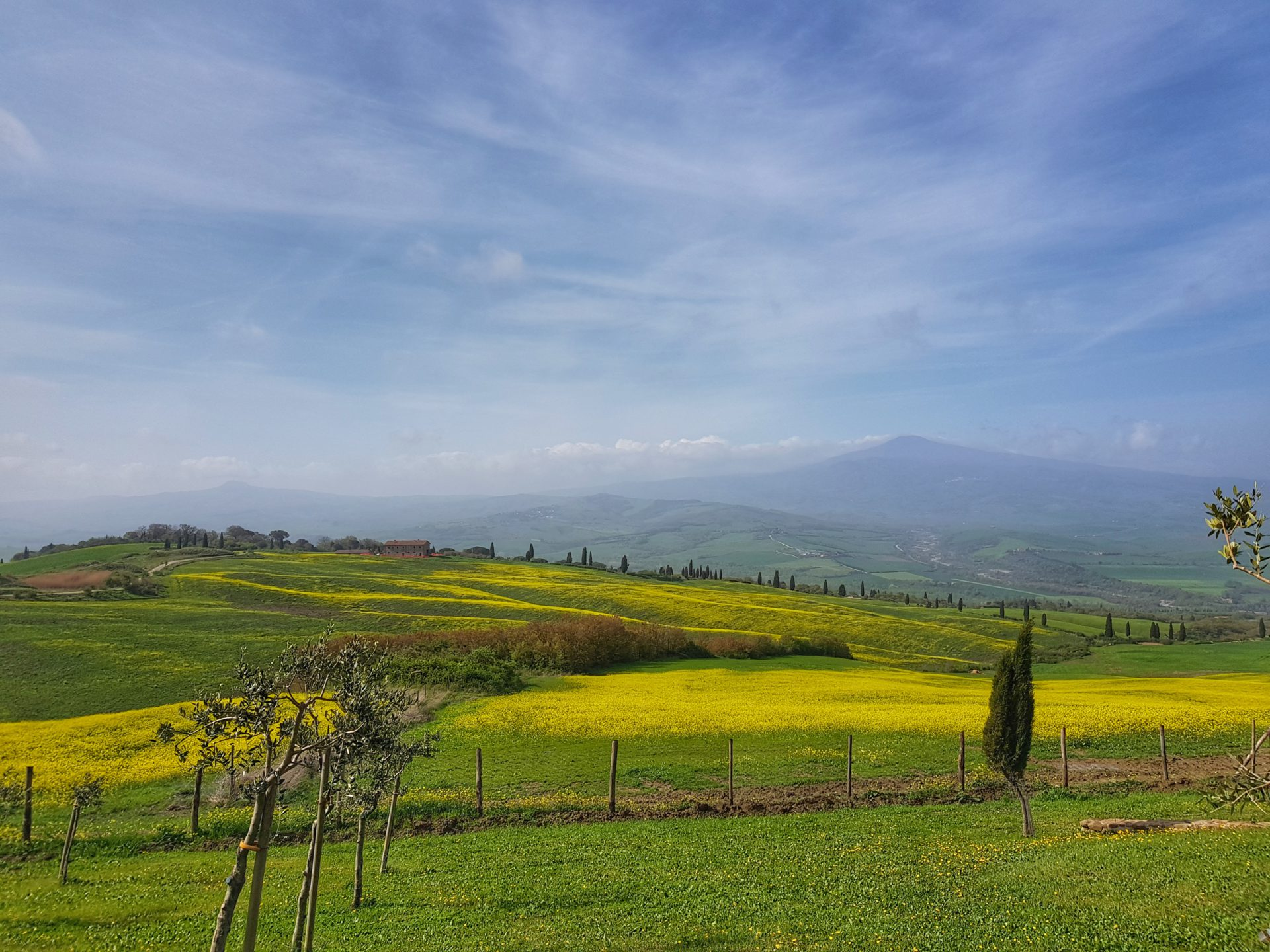 Cosa vedere in Val d'Orcia in un weekend